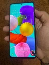 Samsung A51 128GB leia o anúncio