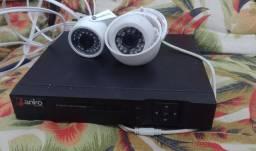 2Câmera com gravador