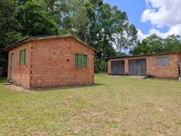 Velleda oferece sítio 3,7 hectares c/ casa, galpão e linda vista, ac troca