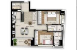 Ágio Opus Gyro Vaca Brava Design | Apartamento com 71,18 m2 no Setor Bueno