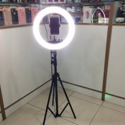 Ring Light SY-D240C com trippe