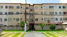 Apartamento Térreo em Marituba, 2/4 com área Externa Privativa