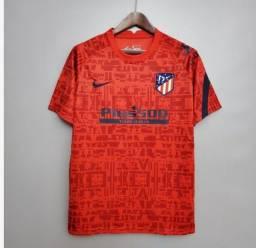 Camisa Atlético Madrid   tamanho: P