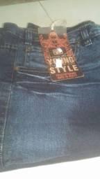 Lote de calças masculino