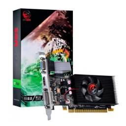 Placa de vídeo Pcyes Nvidia GT730 2gb 64bits ddr3