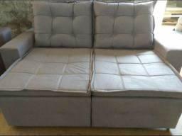 Sofa retratil e reclinavel - 200 de largura