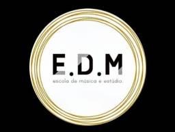Aulas de música - escola EDM (veja os cursos disponíveis)