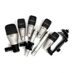 Kit de microfone para bateria Samson