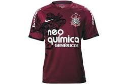 Camisa do Corinthians São Jorge 2011