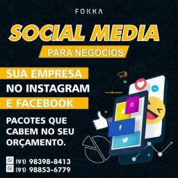 Gestão de Redes sociais, Gestão de Anúncios Facebook
