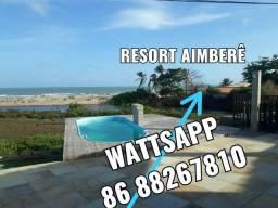 Praia do Coqueiro - Luiz Correia -Piauí - Próximo ao Aimberê Resort Hotel