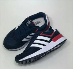 Tênis infantil Adidas número 29