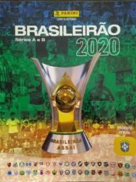 Figurinhas Brasileirão 2020
