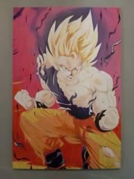 Tela Goku 3D