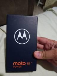 Motorola 7 power lacrado