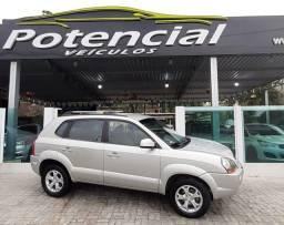 Hyundai Tucson 2013, 2.0 Automática, Único Dono, Impecável...