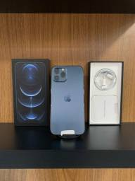 iPhone 12 Pro Max 128GB Novo 1 ano garantia Apple