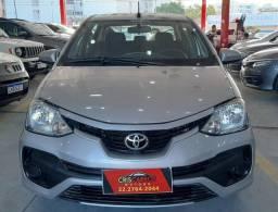 Toyota Etios Sedan XS 1.5 (Aut) (Flex)