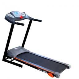Esteira Ergométrica Evo 1500 Praticar Fitness - 14 km/h - Com Inclinação