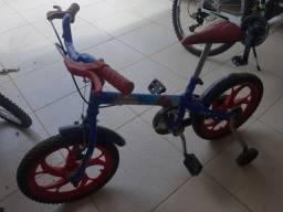 Bicicleta Infantil Doidera Man