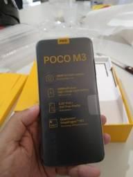 Xiaomi POCO M3 novo na caixa