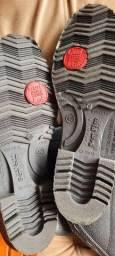 bota de borracha (pvc injetado) para motoqueiro