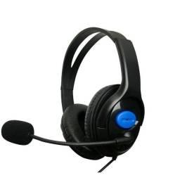 Título do anúncio: Fone Headset Gamer P4 com Microfone