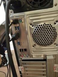 Desktop com Monitor LG 23.8