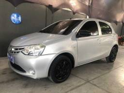 Título do anúncio: Toyota Etios x 1.3  2015 ( veículo perfeito )