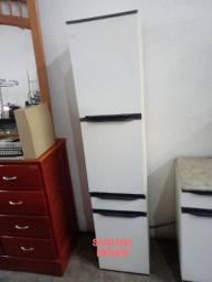 Paneleiro aço p/ cozinha. 0.39 x 0.30 x 1.76 Alt