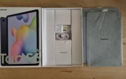 Samsung Tab S6 Lite 64gb Novo + Capa