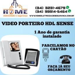 Vídeo Porteiro HDL Sense