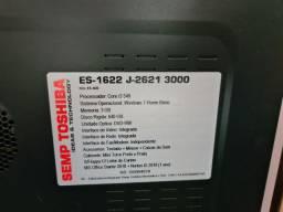 """OPORTUNIDADE - COMPUTADOR COMPLETINHO COM MONITOR SAMSUNG 17 """" PLACA DE REDE SEM FIO..."""