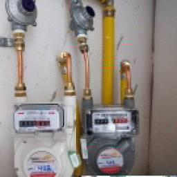 Instalação de Medidores de Gás Individual