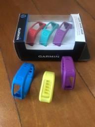pulseira reposição Garmin vivofit kit com 6 unidades