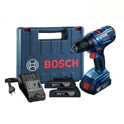 Parafusadeira Furadeira Impacto 18v 2 Baterias Gsb180 Bosch