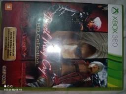 Jogo Xbox 360 ( Devil may cry )