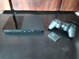 PS2 Completo destravado + Coleção de 40  jogos (1 GTA original)