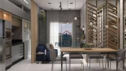 Apartamentos com 2 e 3 dormitórios à venda, 49 m² e 70 m²- Morada do Ouro - Cuiabá/MT