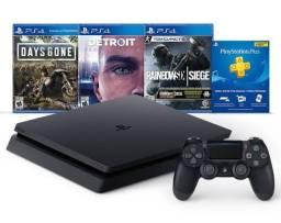 Playstation 4  PS4 , 1TB na garantia
