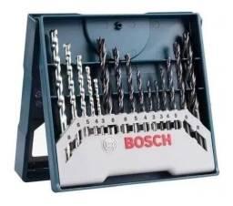 Jogo Mini X-line Com 15 Peças Bosch