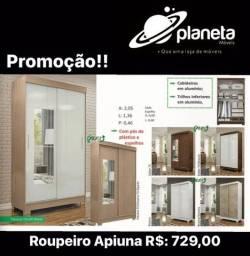 Roupeiro Apiúna promoção // antiguidades