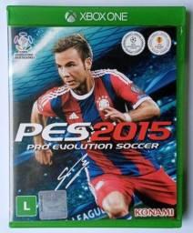 PES 2015 (Xbox One) (Mídia Física)