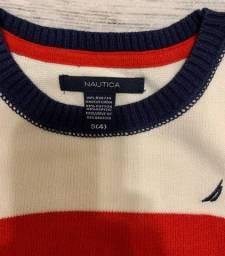 Suéter infantil Náutica TAM 4