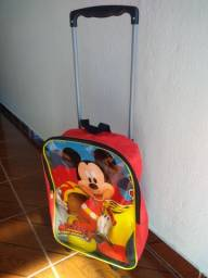 Mochila de rodinhas Mickey