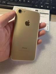 iPHONE 7 Gold 32GB Original Novo