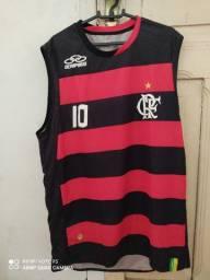 Camisa Flamengo Regata Original Olympikus