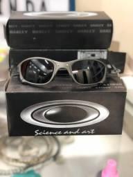 Oculos Oakley Double X Black Iridium