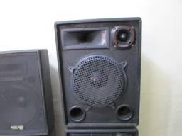 Caixa acústica Profissional (par)