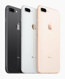 iPhone 8 plus novo na caixa